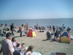 Southend Beach 2006