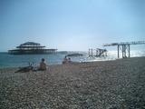 Brighton Burnt Pier