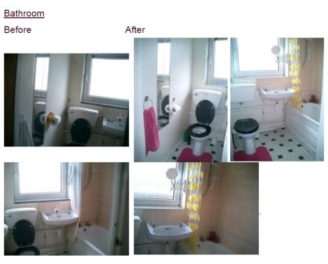 Portmouth Flat Bathroom