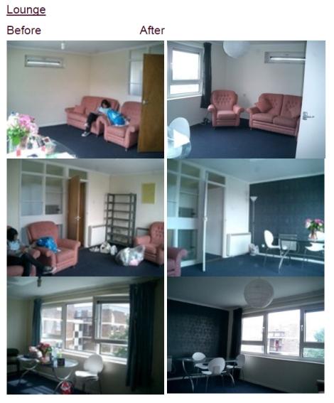 Portmouth Flat Lounge