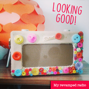 revamped radio