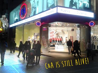 C & A Madrid