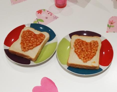 v-day beans