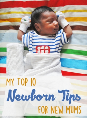 Top 10 Newborn Tips