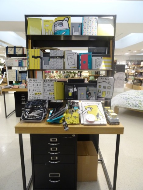 M&S Stationery