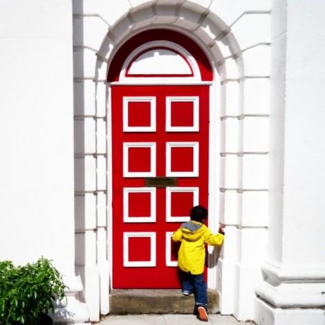 Basingstoke Red Door 1830s