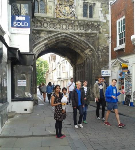 North Gate, Salisbury