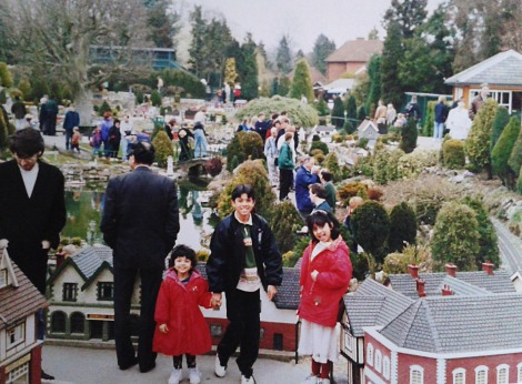 Bekonscot Model Village 1990s