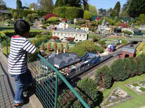 Bekonscot Model Village 2015