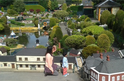 Bekonscot Model Village 2014