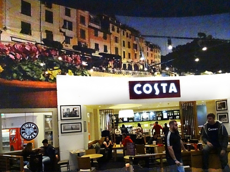 Costa (Odeon Uxbridge) Intu