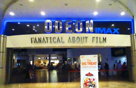 Odeon Imax Uxbridge