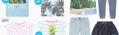 Top 8 Toddler Clothes at Primark Summer 2015