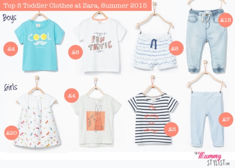 Zara Toddler Fashion Summer 2015