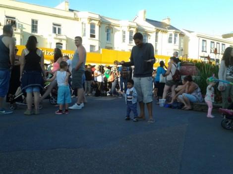 Dawlish Carnival 2013