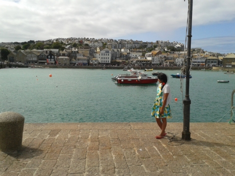 St Ives, Cornwall - Harbour Beach