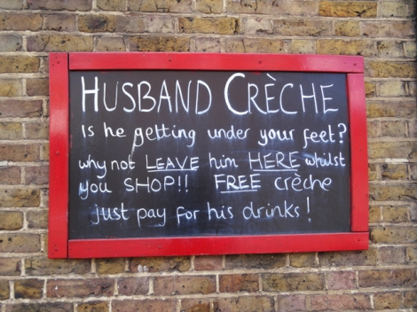 Herschel Arms Pub, Slough, Berkshire - Husband Creche