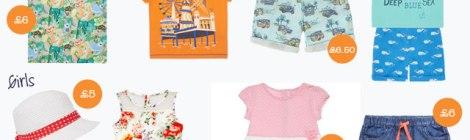 Sainsbury's-Top-8 Toddler Clothes Summer 2015