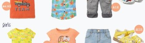 Top 8 Toddler Clothes Mothercare