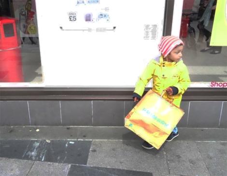 Toddler Shopping Primark