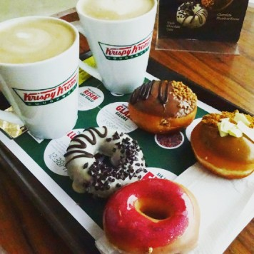 Krispy Kreme Coffee Shop - Slough, Berkshire
