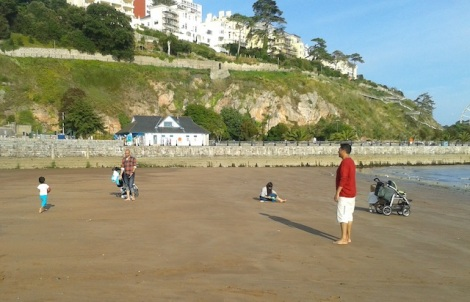 torquay torre abbey sands