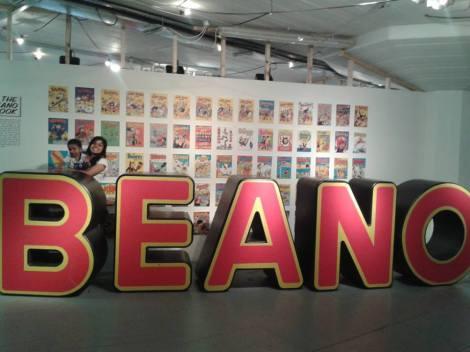 Beano Southbank 2013