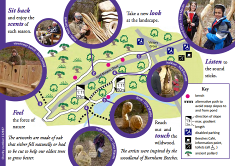 Burnham Beeches Sensory Trail