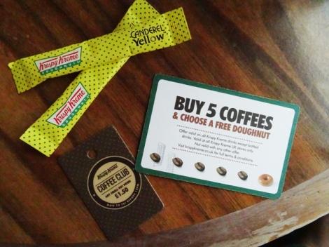Krispy Kreme Coffee Shop - Slough, Berkshire