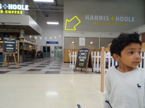 Harris + Hoole Coffee Shop  - Slough, Berkshire