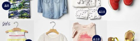 Top 8 Toddler Clothes - GAP
