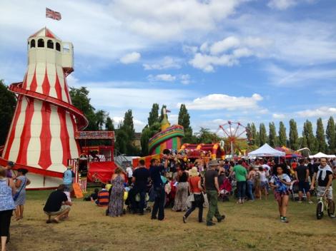 Caversham Music Festival 2015, Readipop, Christchurch Meadows