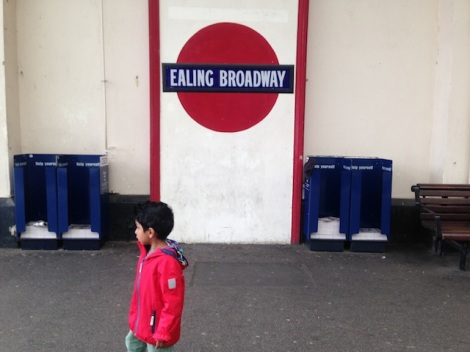 Ealing Broadway Station - District Line