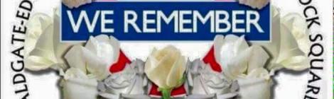 7/7 we remember london bombings