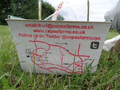 Copas Farm - Iver Slough its not so bad