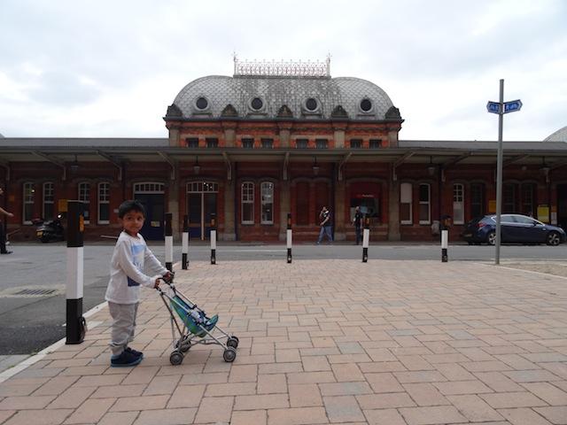 Slough Station