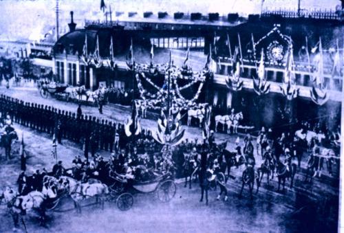 Slough Station 1897