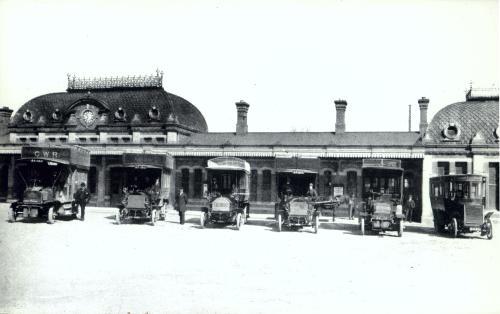 Slough Station 1905