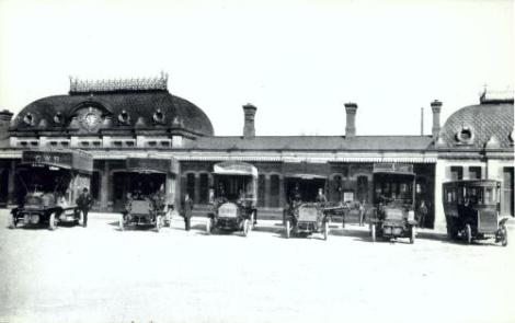 Slough Station 1905