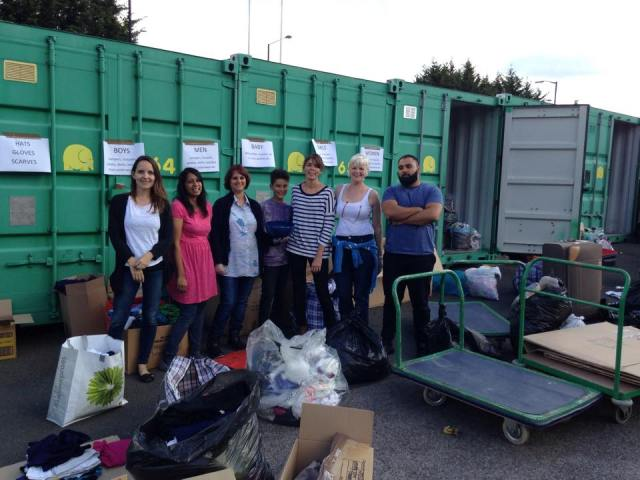 Gossip Girls for Refugees - Syria Relief6