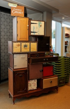 HomeSense Curiosity Cabinet