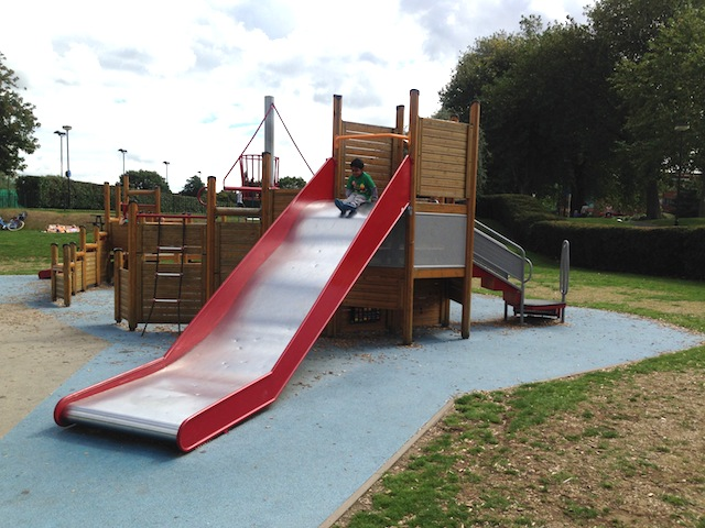 Salt Hill Park Play Area Slough Its Not That Bad