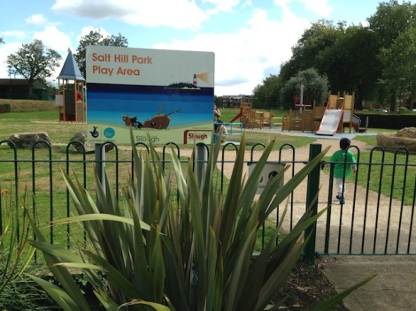 Salt Hill Park Play Area - Slough