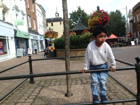Banbury, Oxfordshire, 2015