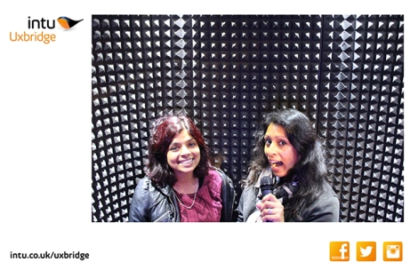 Intu Uxbridge Ladies Night Karaoke 2015