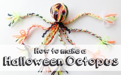 Halloween Octopus