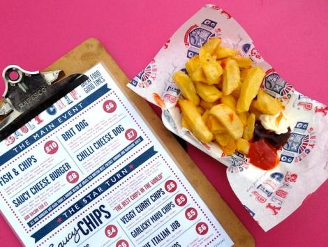 London Riviera - Saucy Chip