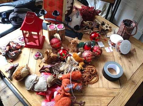 Style at Home Christmas Tree Challenge 2015