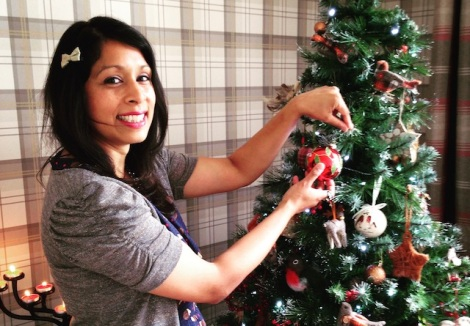 Style at Home Christmas Tree Challenge 2015-4
