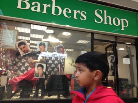The Barbers Shop Slough